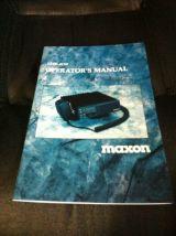 Manual Maxon SMX-4150 - foto