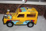 juguete coche antiguo - foto