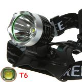Linterna 2 in 1 cabeza y bici 1800lm - foto