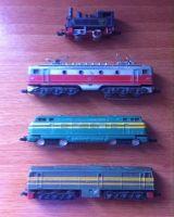Locomotoras ibertren n, 2n 3n - foto