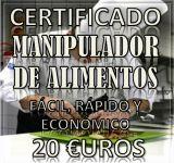 CERTIFICADO MANIPULADOR DE ALIMENTOS - foto