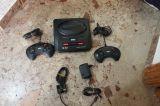 Sega mega drive 16 bit - foto