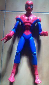 Figura articulada de spiderman de 30cm - foto