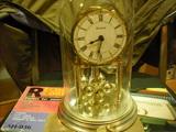 Reloj sobremesa pilas pendulo torsion - foto