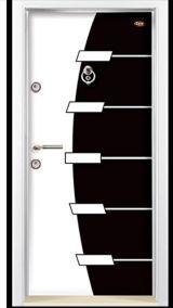 Puertas blindada y puertas de paso - foto