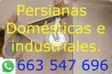 Persianas, instalación y reparación. - foto
