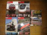 revistas hobbytren y via libre - foto