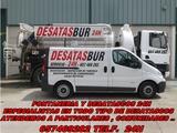 Desatascos Burgos - WWW.DESATASBUR.COM - foto