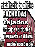 rehabilitaciones de fachadas ofertas.. - foto