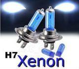 2 bombillas h7 extra blancas xenon - foto
