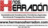 EXCAVACIONES,  ARIDOS Y ESCOMBROS - foto