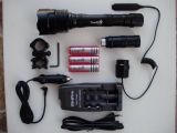 Pack TrustFire TR-3T6-3800 Lm-1 Modo - foto