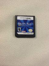 Brain Age 2 solo cartucho - foto
