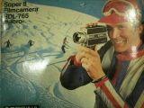 Camara filmadora super 8 cosina hdl 765 - foto