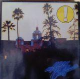 EAGLES-HOTEL CALIFORNIA-VINILO LP. segunda mano  Barcelona (BARCELONA)