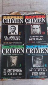SUMARIO DEL CRIMEN - foto