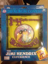 Jimi Hendrix, cuadro póster 3D - foto