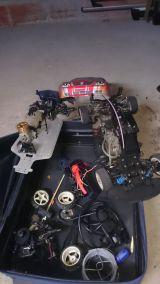 coche radiocontrol gasolina - foto