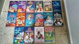 LOTE 16 PELíCULAS VHS WALT DISNEY