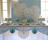 Mesa de chuches y mesa dulce!! - foto