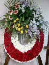 Servicio funerarios de flores - foto