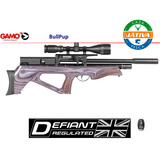 Rifle PCP Gamo BSA Defiant Black Pepper - foto