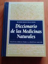 DICCIONARIO DE LAS MEDICINAS NATURALES - foto