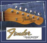 Decal fender telecaster 66/67 - foto