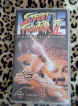 pelicula fatal fury y street fighter 2 - foto