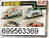 Compro scalextric gt92 y otros antiguos - foto
