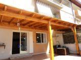 Persianas y porches de madera - foto