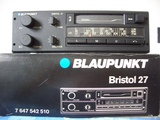 Auto Radio Cassette Blaupunkt - foto