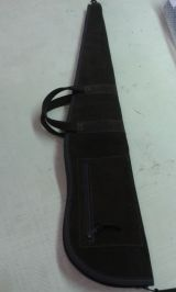 Funda Rifle sin visor en serraje - foto
