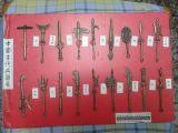 Réplicas de armas chinas - foto
