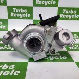Turbo intercambio 49173-07508 - foto