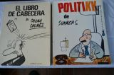 Politikk y el libro de cabecera - foto
