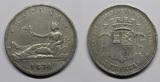 5 peseta 1870 - foto