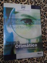 ESTUCHES CURSO PROGRAMA OFIMATICA - foto