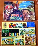 Albumes vida y color - foto