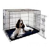 Jaula pleglable para transporte de perro - foto