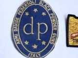 Escudos bordados armas - foto