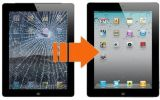 Cambio pantalla tÁctil ipad 2, 3 y 4 80€ - foto