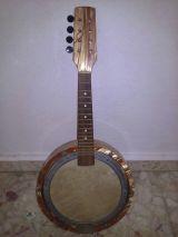 Banjo antiguo - foto