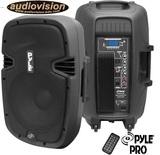Altavoz amplificado 900w AUDIOVISION-BDN - foto