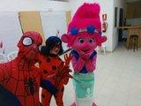 Animaciones infantiles, fiestas, frozen - foto