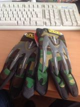 Guantes mechamix wear - foto