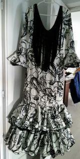 6d5c12425 MIL ANUNCIOS.COM - Moda y complementos traje flamenca negro de ...