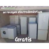 Se recogen electrodomesticos gratis - foto