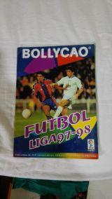 Album Bollycao Liga 97/98 COMPLETO - foto