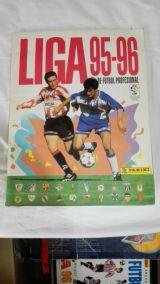 Album liga 95/96 PANINI - foto